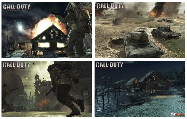 Call of Duty 5 World at War Sistem Gereksinimleri minimum önerilen