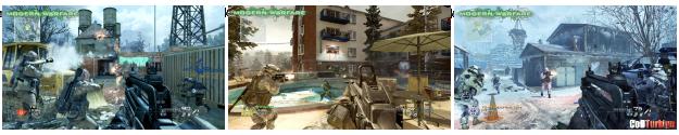 Call of Duty 6 Modern Warfare 2 Sistem Gereksinimleri Önerilen