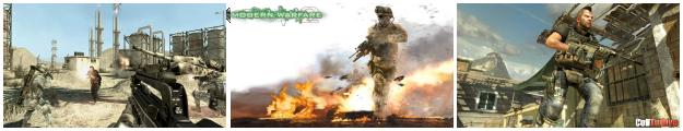 CoD6 Modern Warfare 2 Sistem Gereksinimleri Minimum