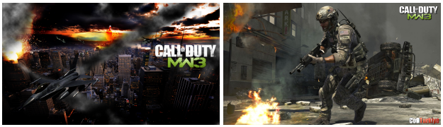 Call of Duty 8 Modern Warfare 3 Sistem Gereksinimleri CoD8 MW3