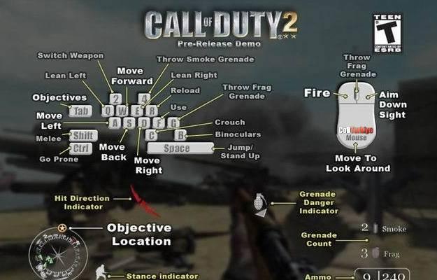 Call of Duty 2 demo indir