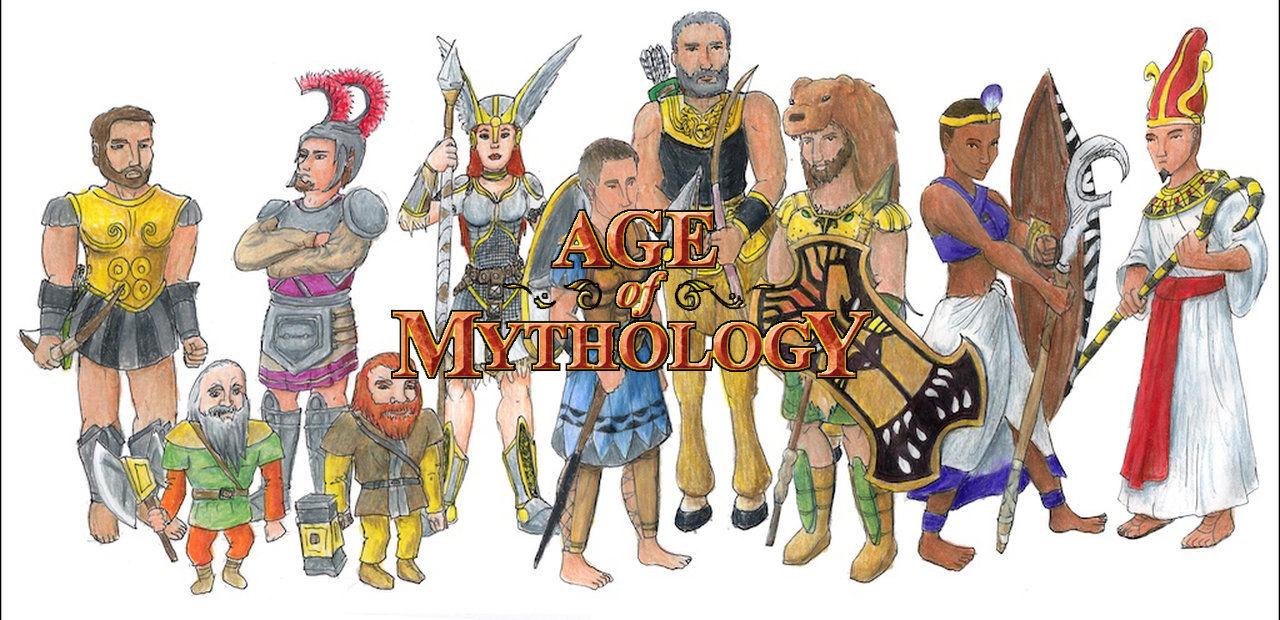 Age of Mythology Karakterler