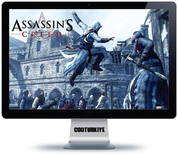 Assassin's Creed I Sistem Gereksinimleri