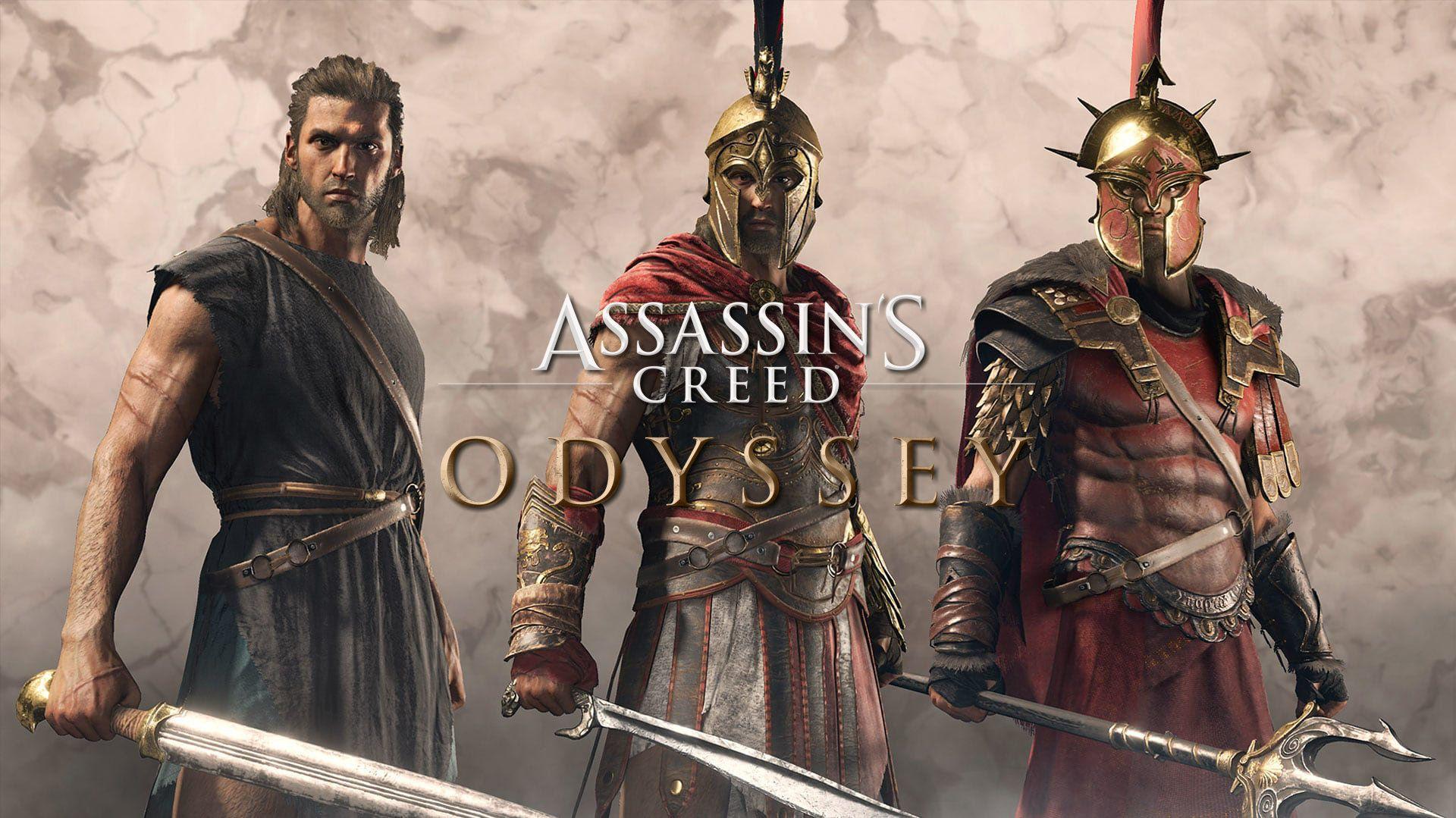 Assassin's Creed Odyssey Sistem Gereksinimleri