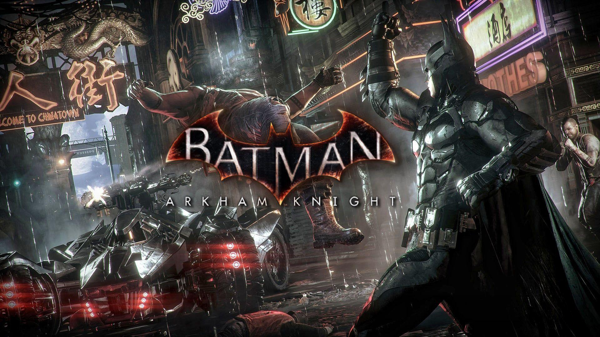 Batman Arkham: Knight Sistem Gereksinimleri