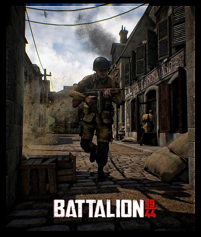 Battalion 1944 Minimum Sistem Gereksinimleri