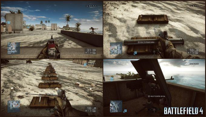Battlefield 4 Silahlar