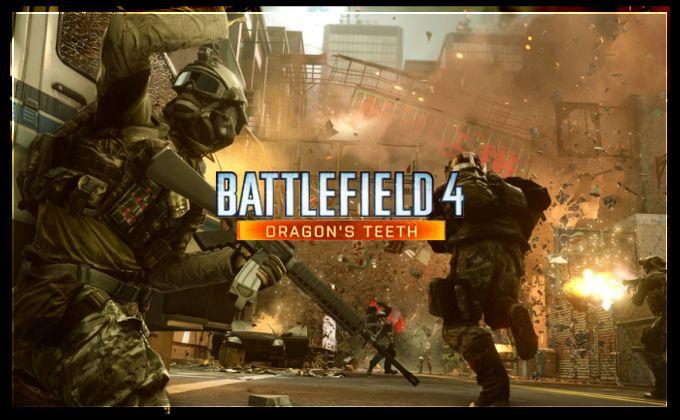 Battlefield 4: Dragon's Teeth DLC Map Pearl Market