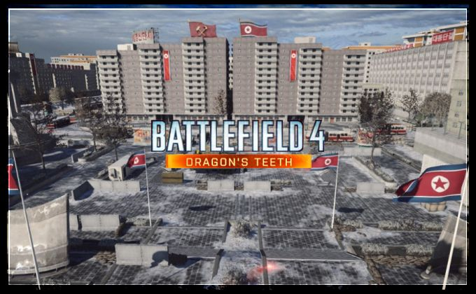 Battlefield 4: Dragon's Teeth DLC Map Propaganda