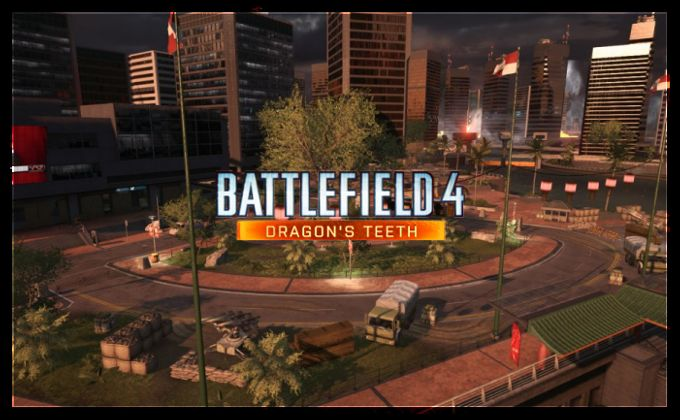 Battlefield 4: Dragon's Teeth DLC Map Sunken Dragon