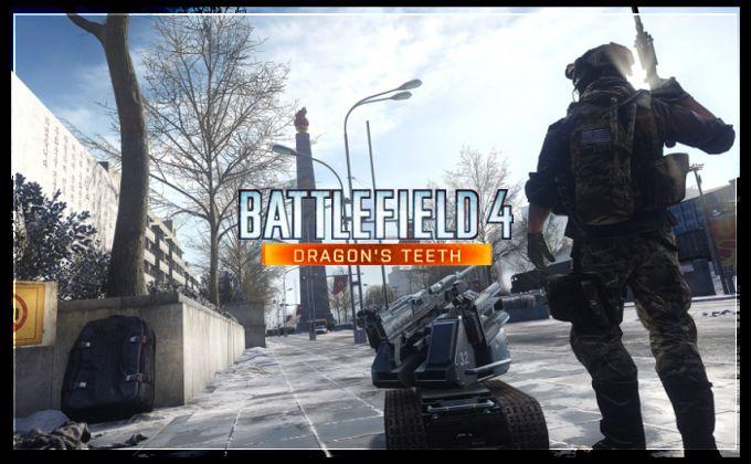 Battlefield 4: Dragon's Teeth DLC Weapon RAWR