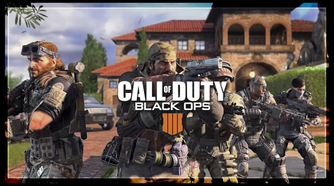 Call of Duty Black Ops 4 Multiplayer Mode