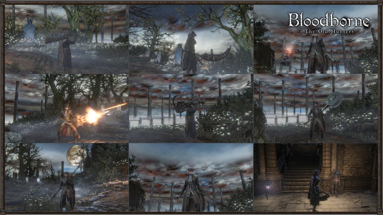 Bloodborne: The Old Hunters DLC Silahları