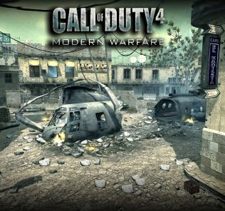 Call of Duty 4 Modern Warfare Demo