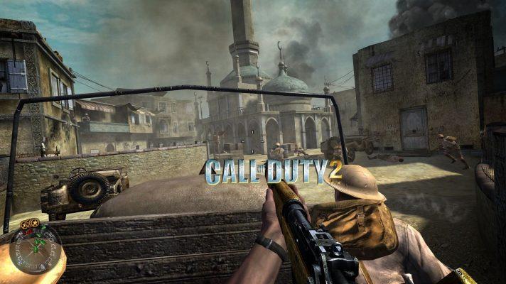 Call of Duty 2 Demo İndir