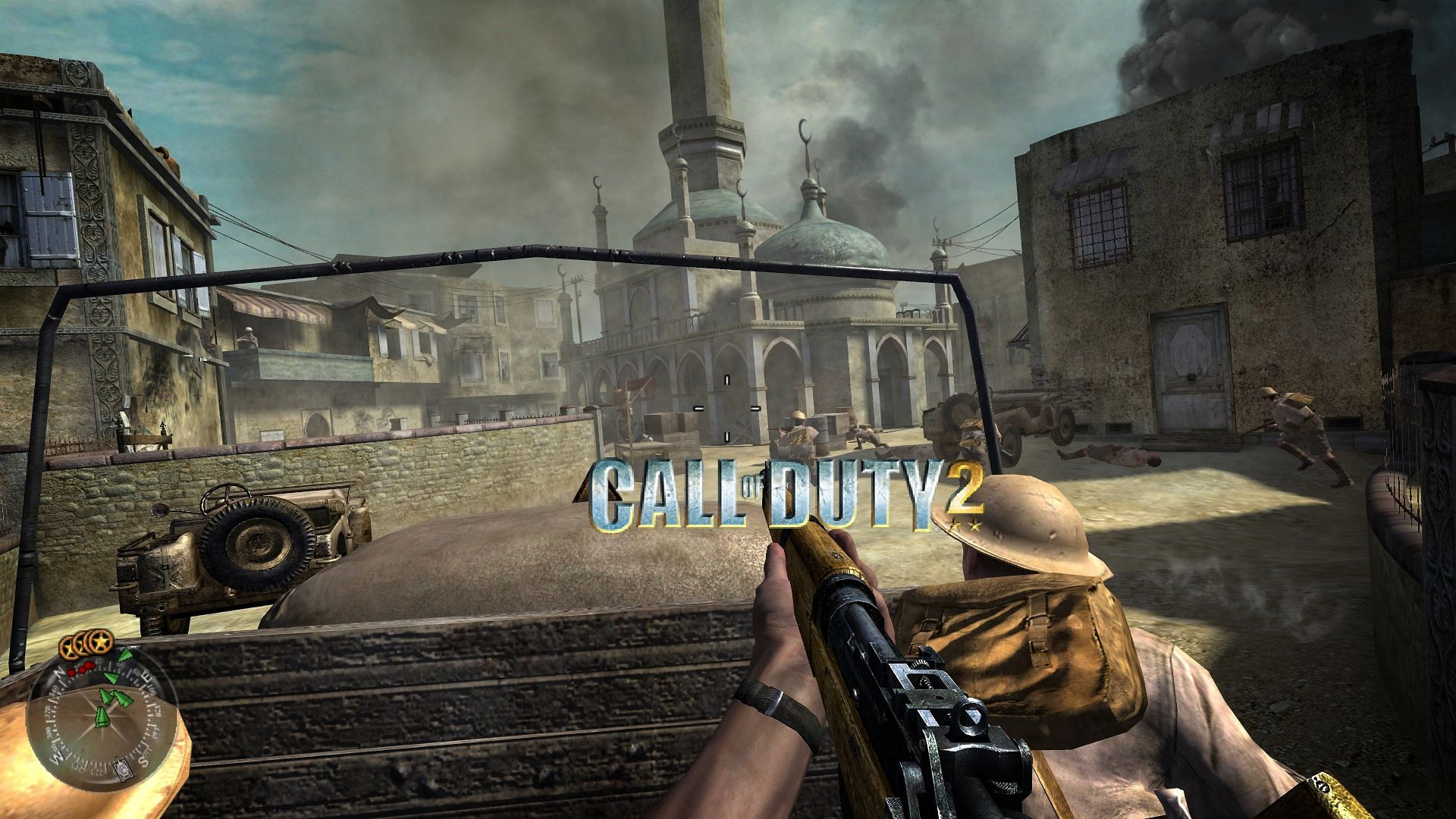 call of duty demo