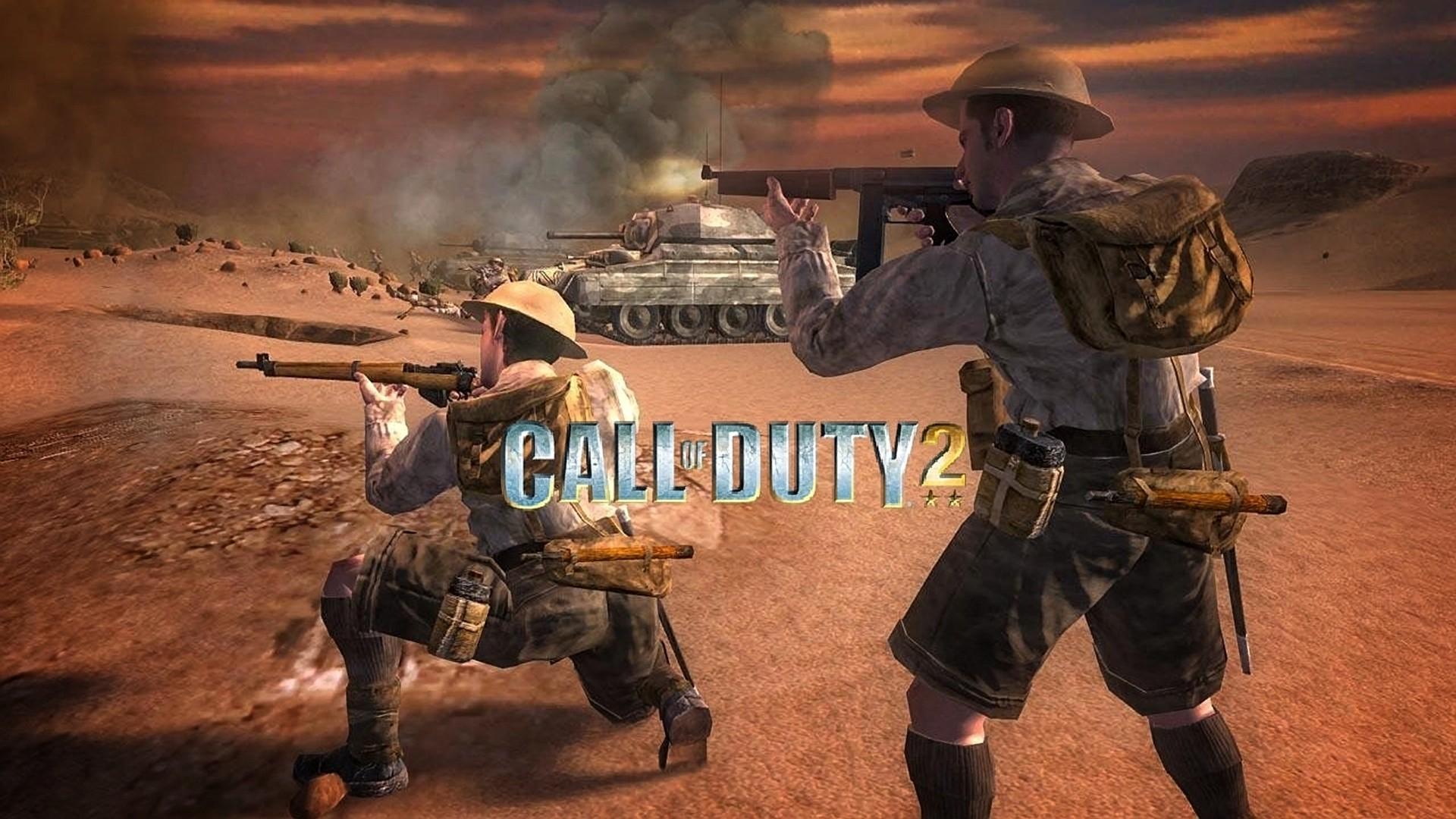 Call of Duty 2 Ä°ncelemesi ve Sistem Gereksinimleri ... -