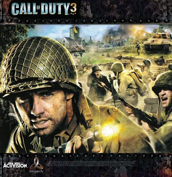 Call of Duty 3 Oyun Karakteri