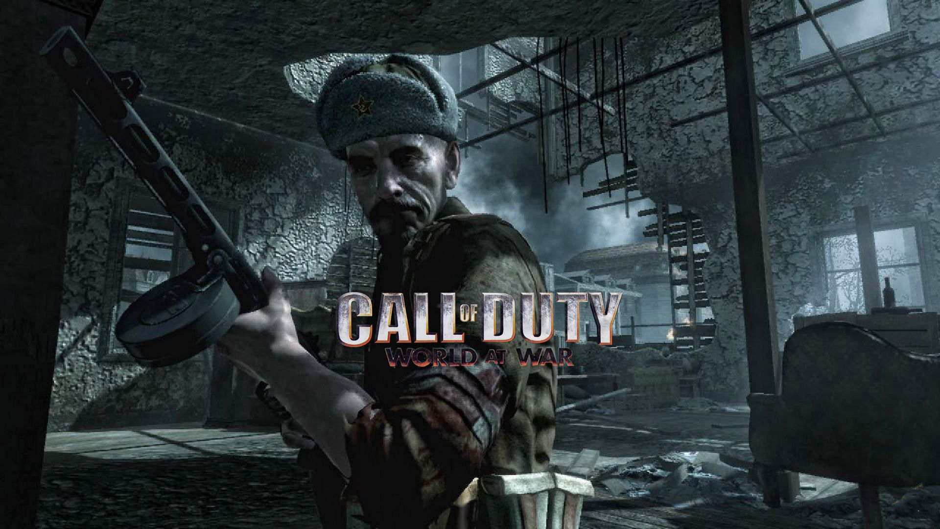 Call Of Duty 5 World At War Sistem Gereksinimleri