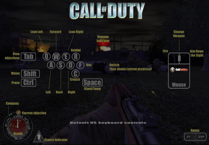 Call of Duty Demo indir