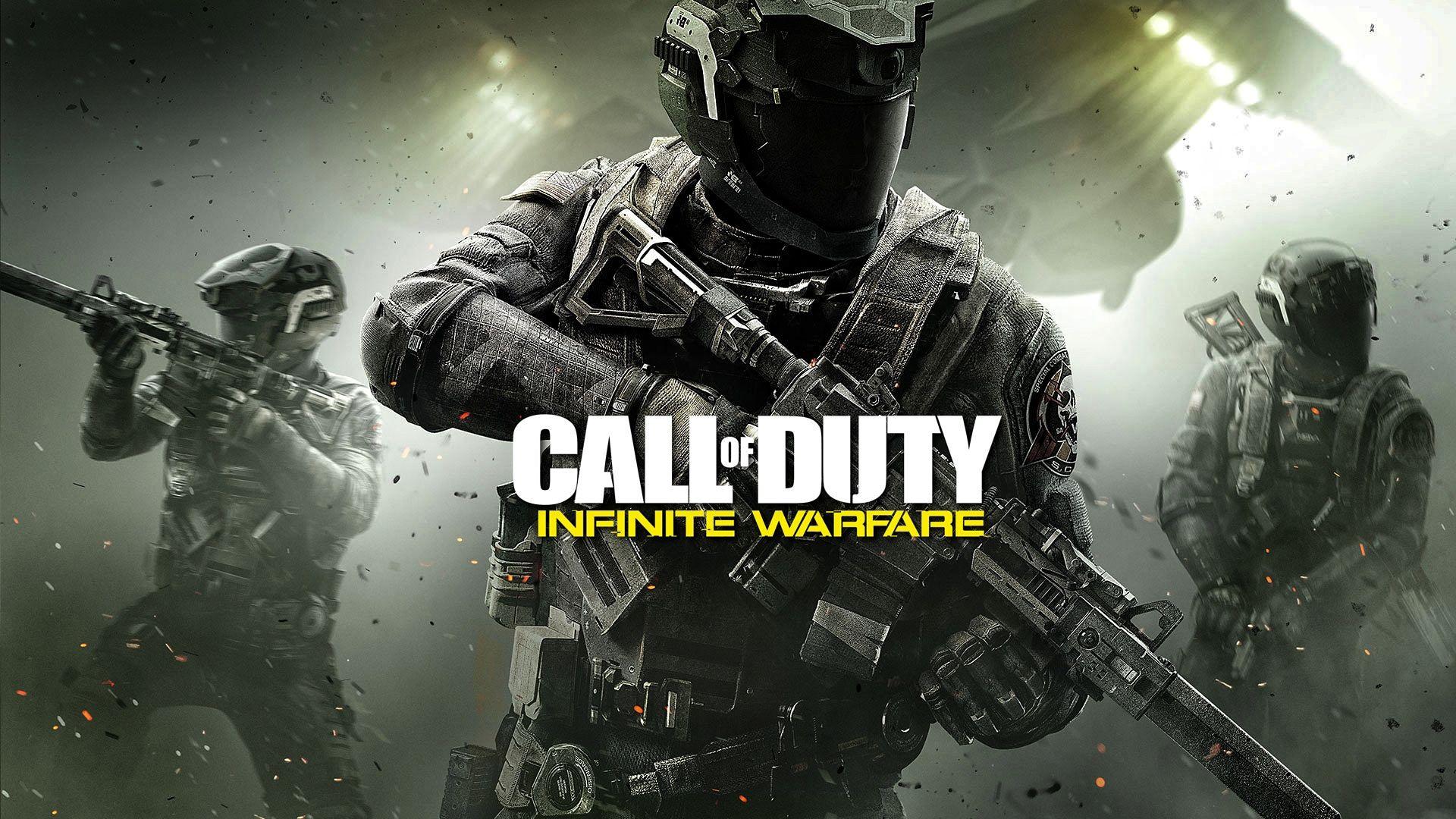 Call of Duty Infinite Warfare Minimum Sistem Gereksinimleri