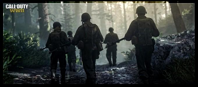 Call of Duty World War II Önerilen Sistem Gereksinimleri