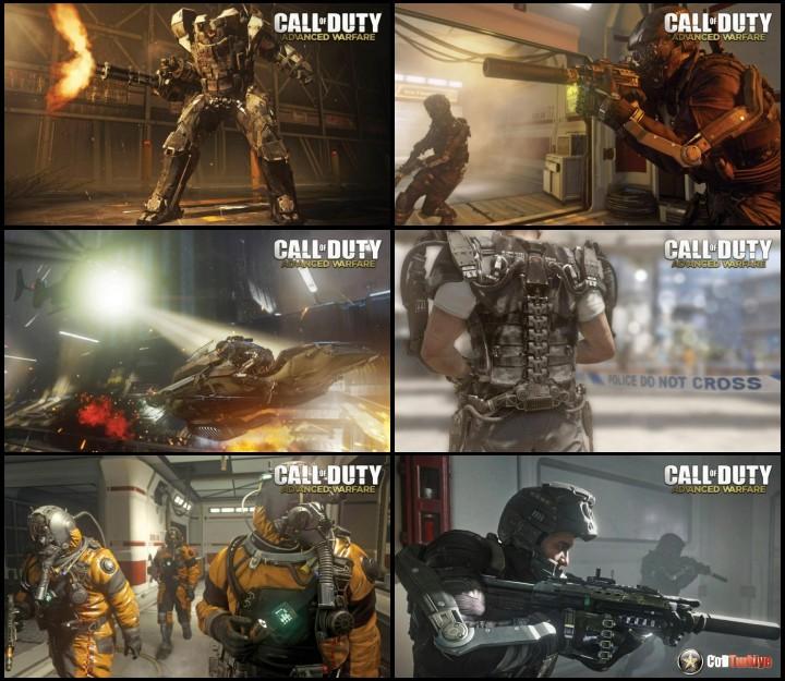 Call of Duty Advanced Warfare Sistem Gereksinimleri