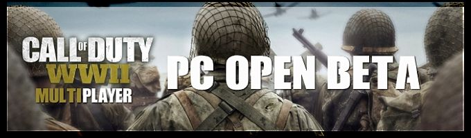 Call of Duty: WWII Multiplayer PC Açık Beta Minimum Sistem Gereksinimleri