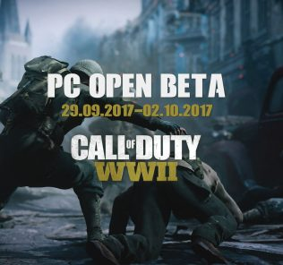 Call of Duty: WWII Multiplayer PC Açık Beta ve Minimum Sistem Gereksinimleri