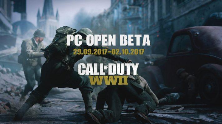 Call of Duty: WWII MP Beta Tarihleri ve Sistem Gereksinimleri Belli Oldu