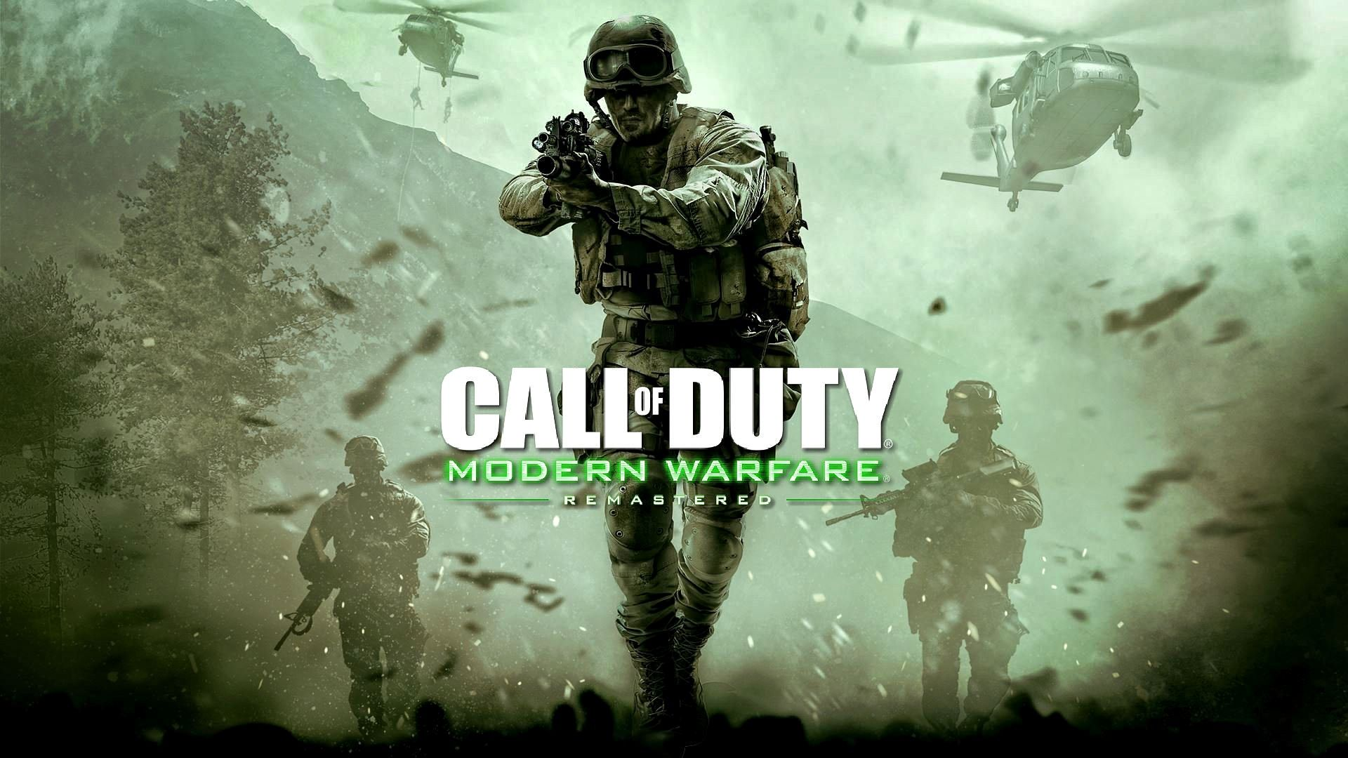 Call of Duty 4 Modern Warfare Remastered Sistem Gereksinimleri