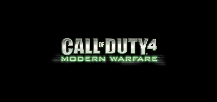 Call of Duty 4 Modern Warfare Sistem Gereksinimleri