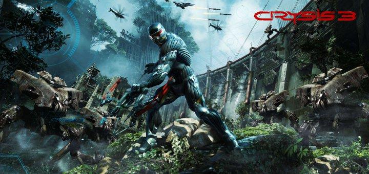 Crysis 3 Grafikler