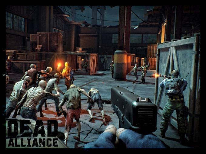 Dead Alliance Minimum Sistem Gereksinimleri