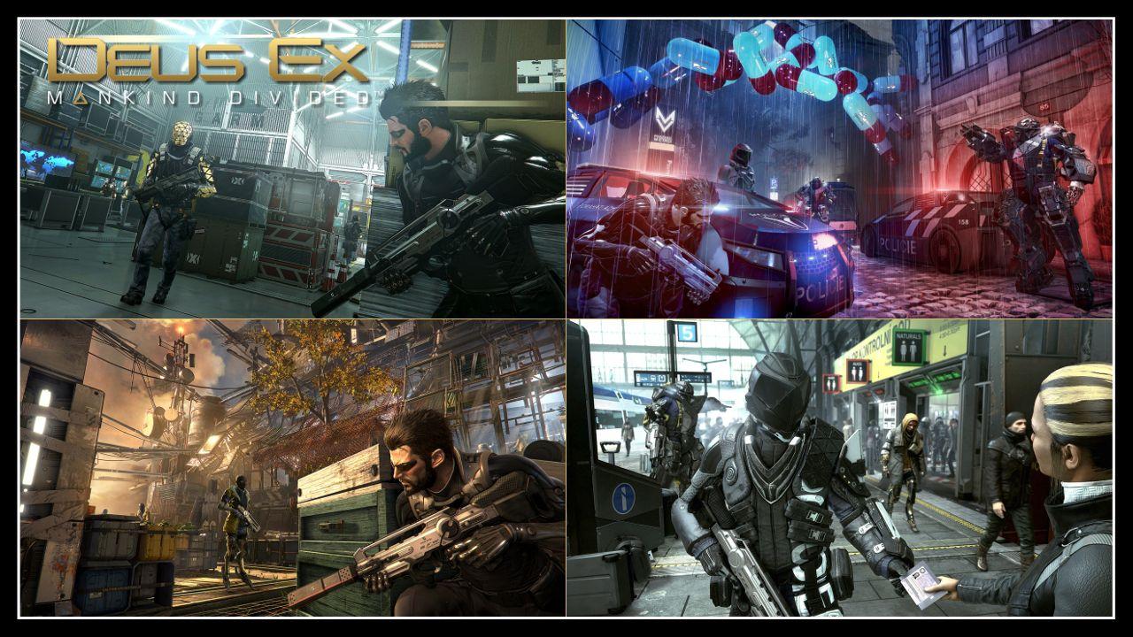 Deus Ex: Mankind Divided Minimum Sistem Gereksinimleri