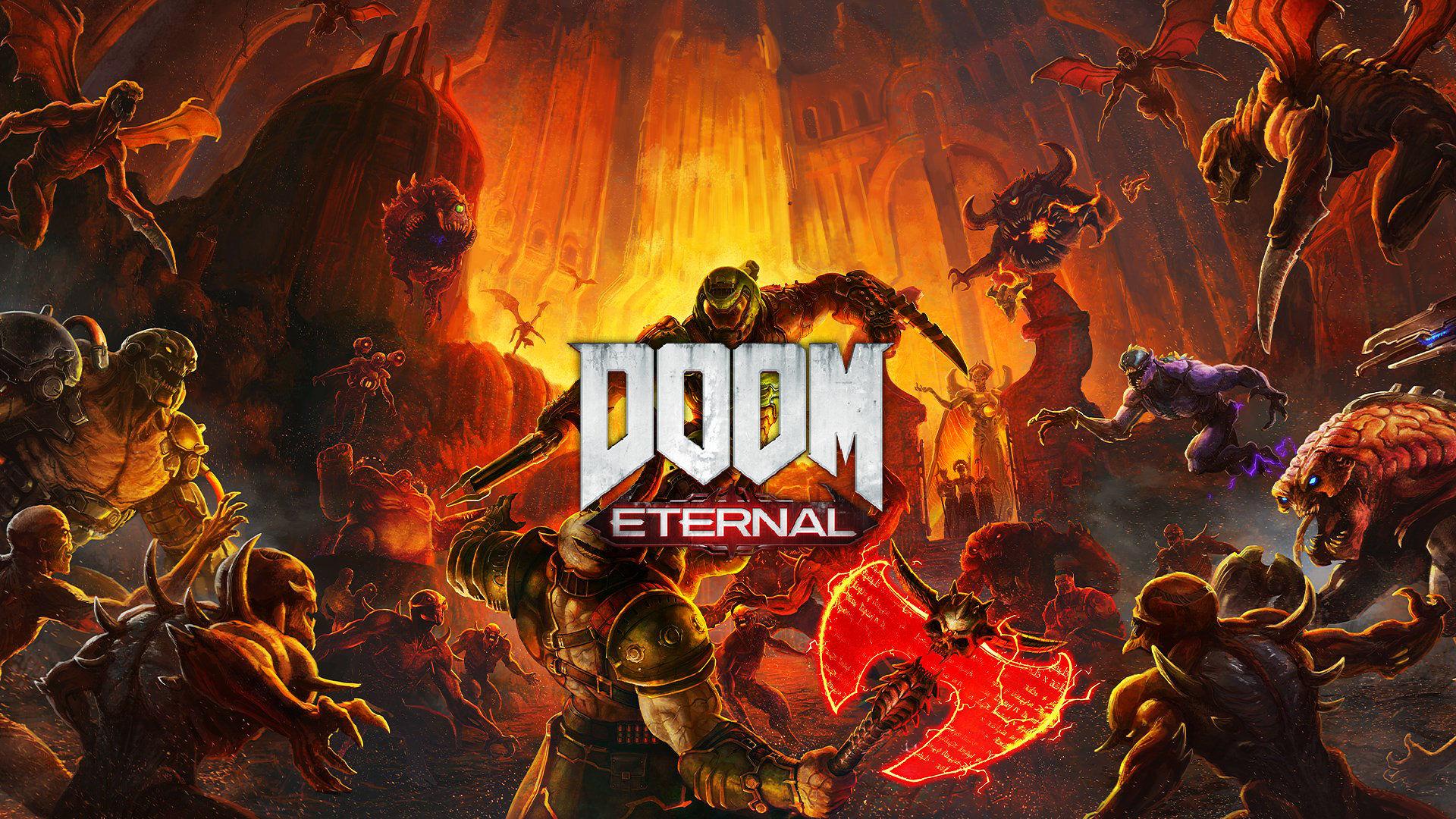Doom Eternal Minimum ve Önerilen Sistem Gereksinimleri