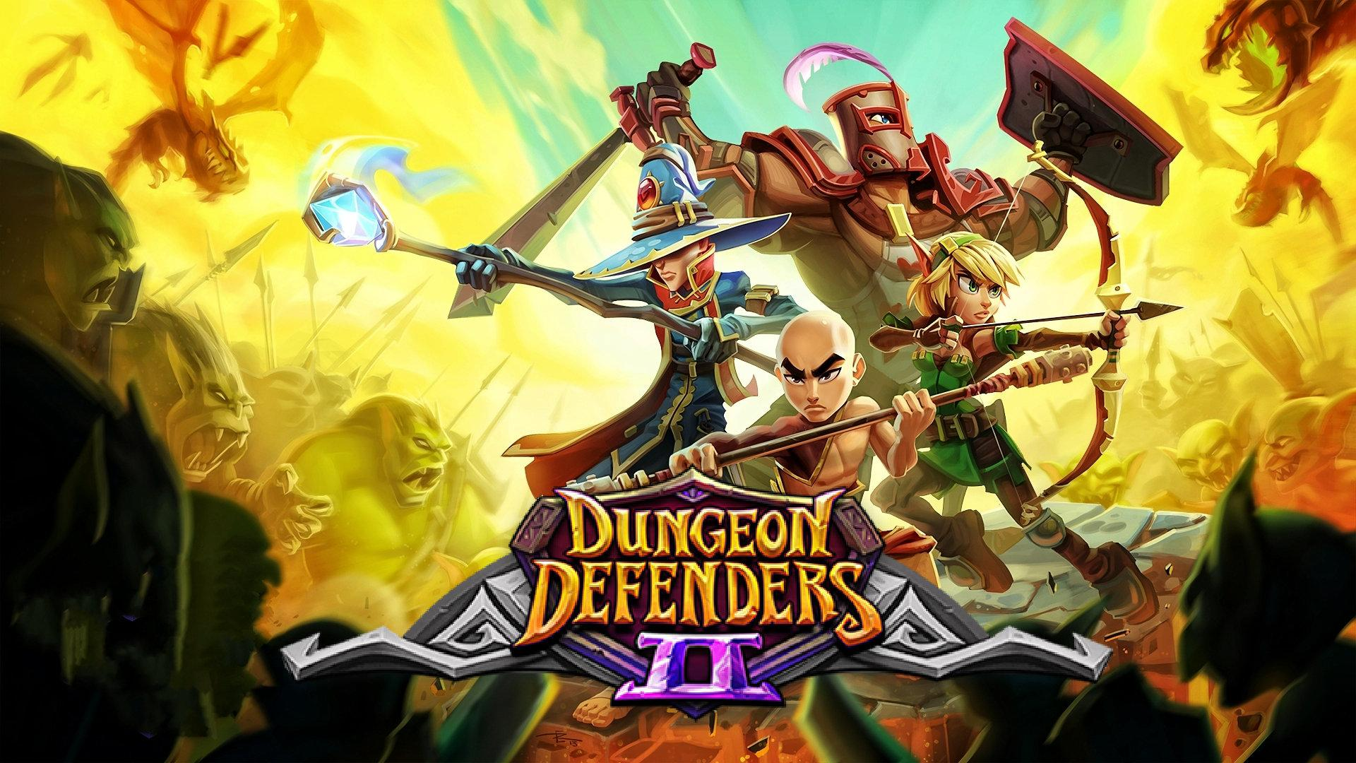 Dungeon Defenders 2 İnceleme