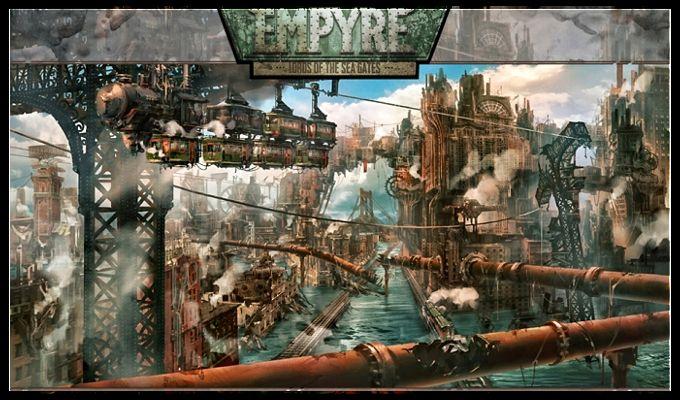 Empyre: Lords of the Sea Gates Minimum Sistem Gereksinimleri