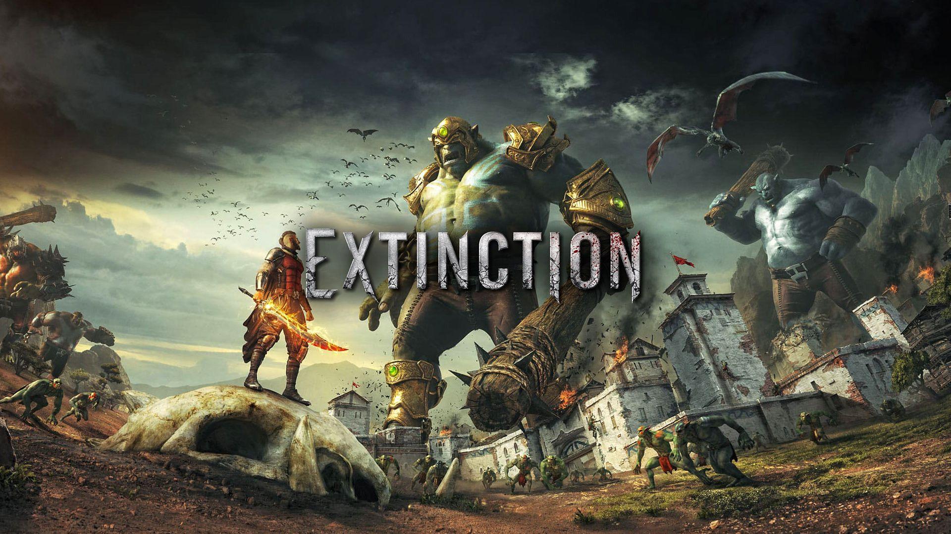 Extinction Sistem Gereksinimleri