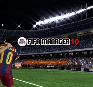 FIFA Manager 10 Sistem Gereksinimleri ve inceleme