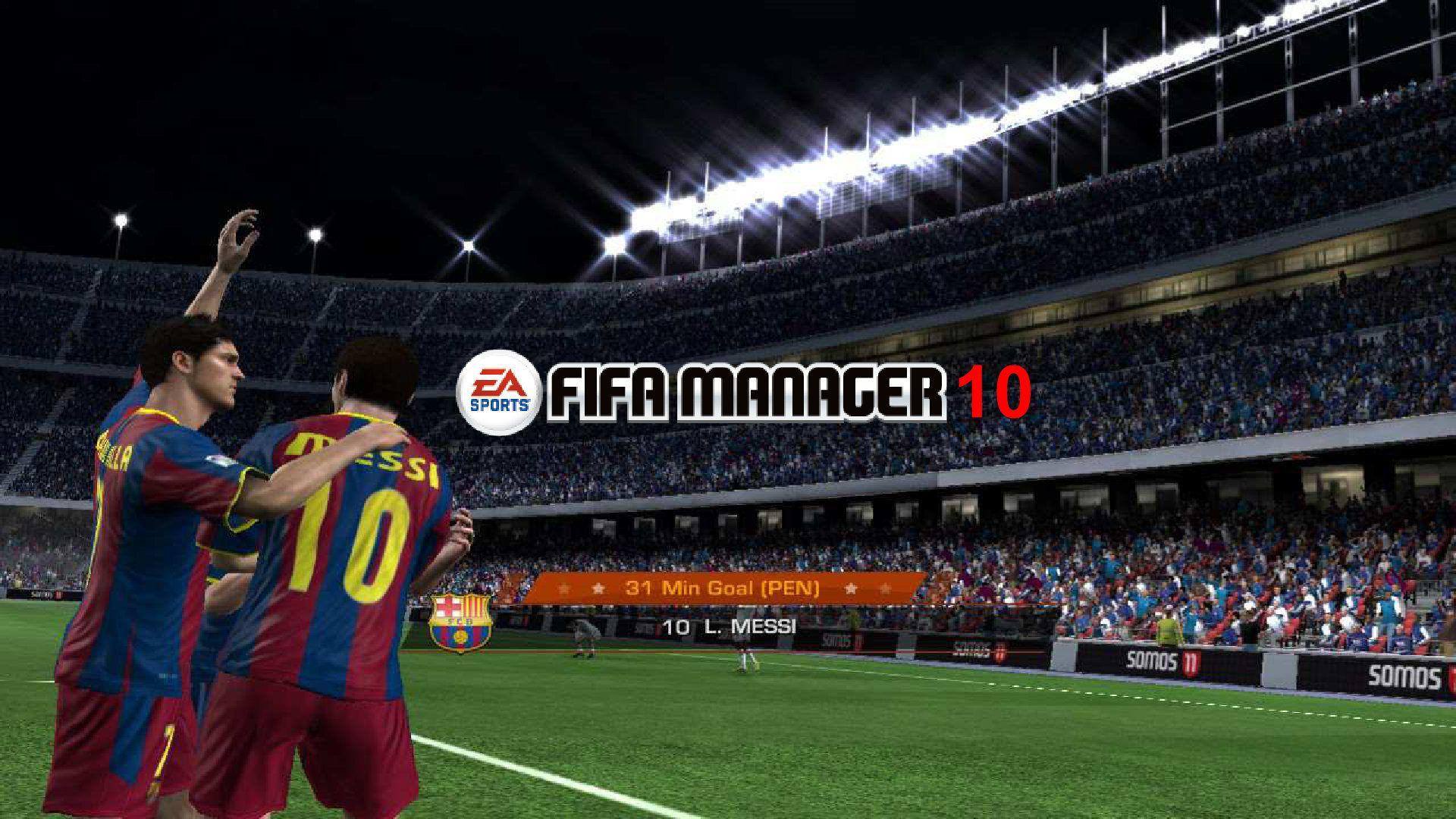 FIFA Manager 10 Sistem Gereksinimleri ve İncelemesi