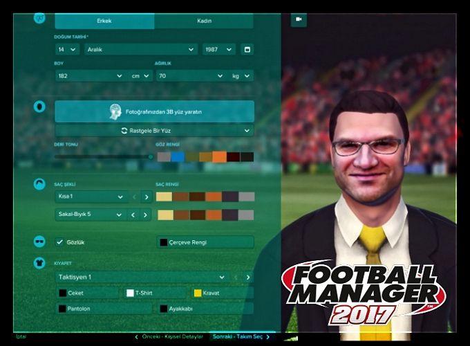 Football Manager 2017 Minimum Sistem Gereksinimleri