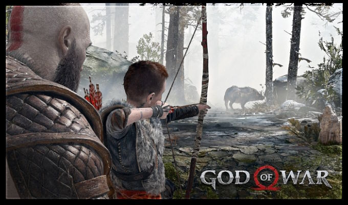 God of War 2018 Mekanlar