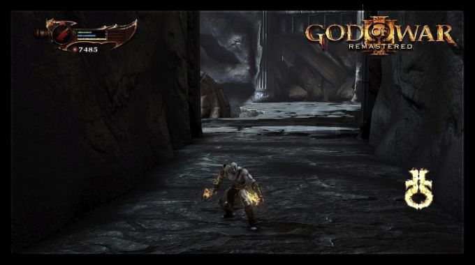 God of War 3 Remastered Sürgün Kılıçları