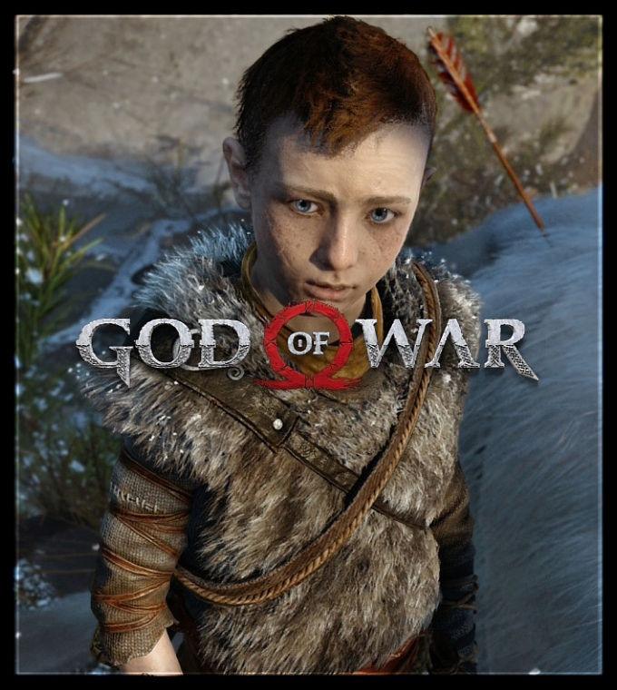 God of War 2018 Oyun Karakteri Atreus
