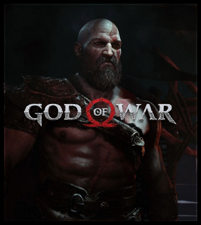 God of War 2018 Oyun Karakteri Kratos