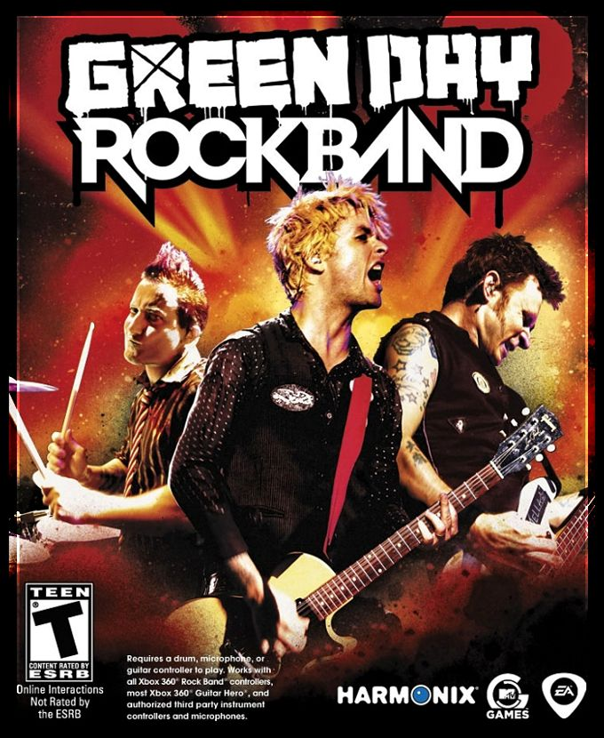 Green Day: Rock Band Oyun İnceleme