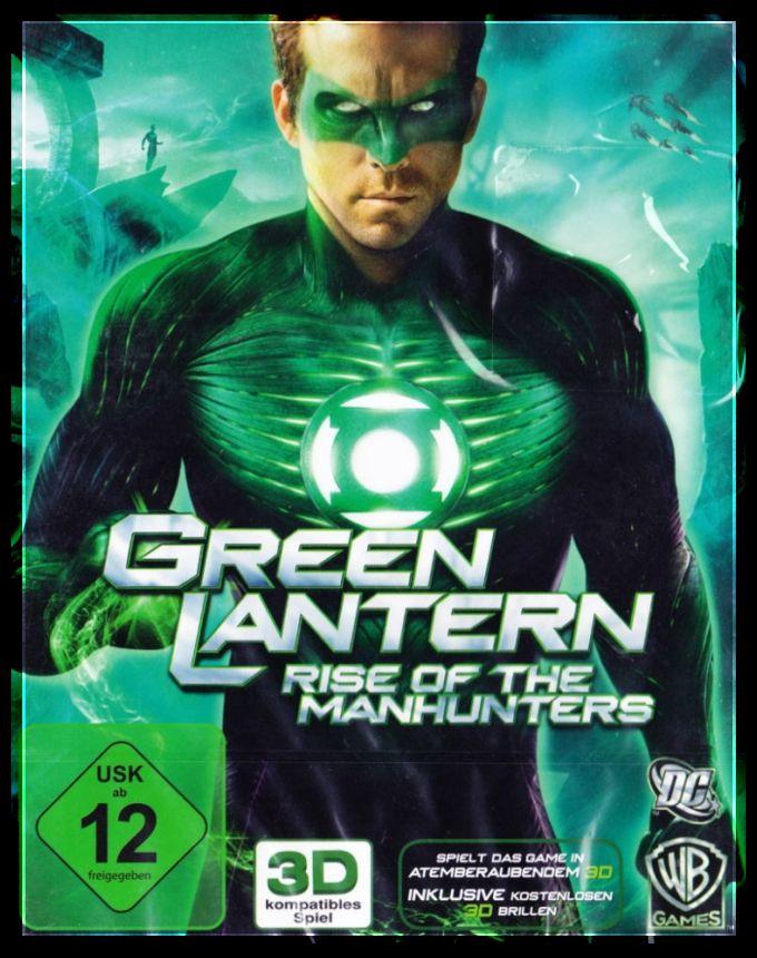 Green Lanterns: Rise of Manhunters Oyun İncelemesi