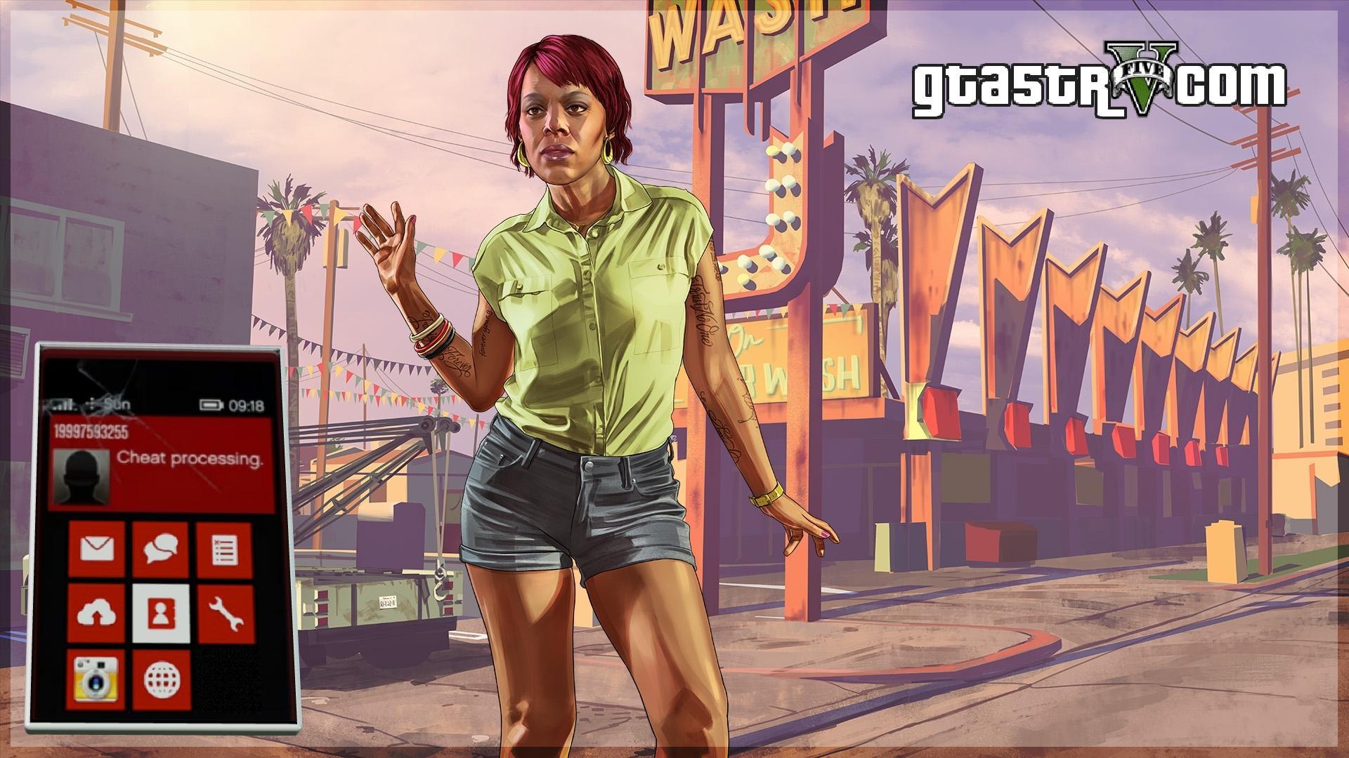 GTA 5 Hilesi Cep Telefon Numaraları
