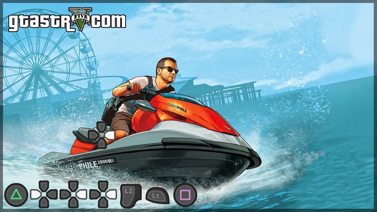 GTA5 Hızlı Koşma Hilesi PS3/PS4